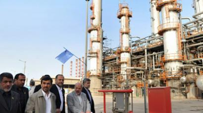 Iran admits its oil exports down 20-30%