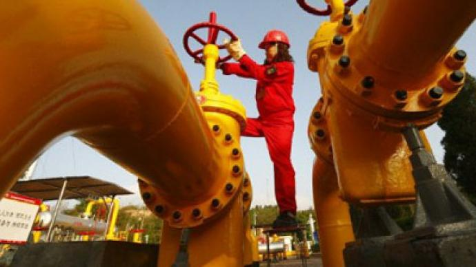 Energy hungry China goes gas hunting