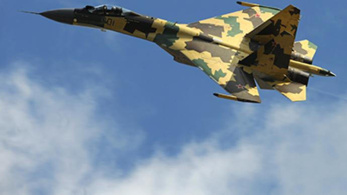China eyes purchase of Russia's  Su-35 fighter