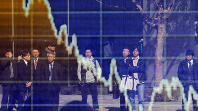 China trade deficit bad news for investors worldwide