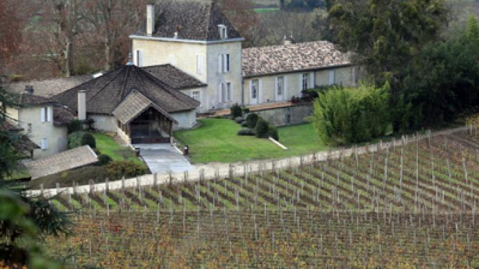 Chateau de Chine: Chinese buy prestige Bordeaux vineyard