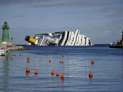 $800 million to be spent on Costa Concordia salvage in one-shot operation (PHOTOS)