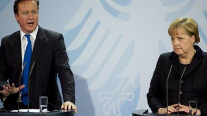 EU states face Merkozy in fiscal fisticuffs