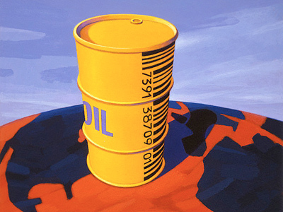 Oil prices put the boom into boom-bust