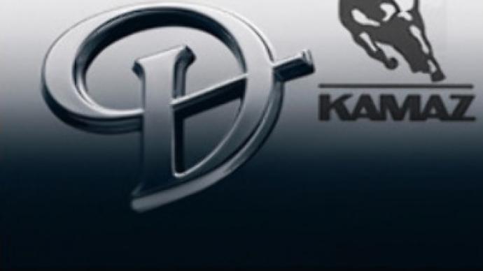 Daimler buys into Kamaz
