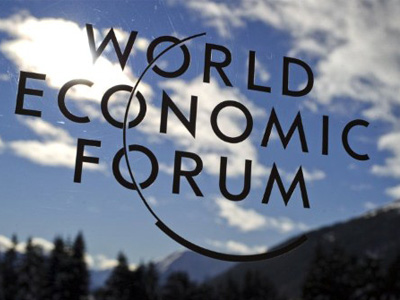 Davos optimism doesn't stop the blame game