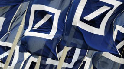 German police raids Deutsche Bank offices in tax fraud probe