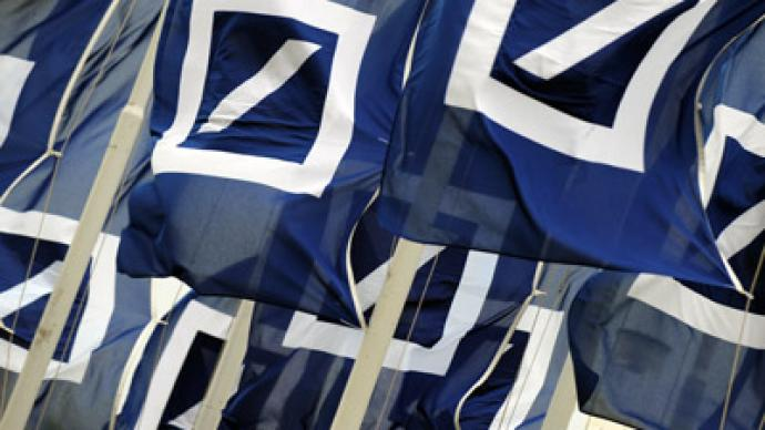 Deutsche Bank whistleblowers: Former staff reveal $12bn crisis cover-up