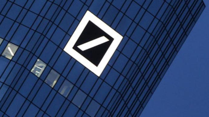 Deutsche Bank swept into 'rogue state' banking scandal