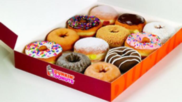 Dunkin' Donuts dunks into Russia