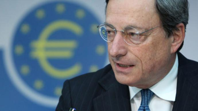 ECB chief calls for exceptional measures to save the euro
