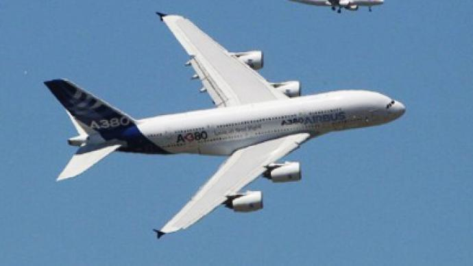 Top EU air carriers protest against 'green tax'