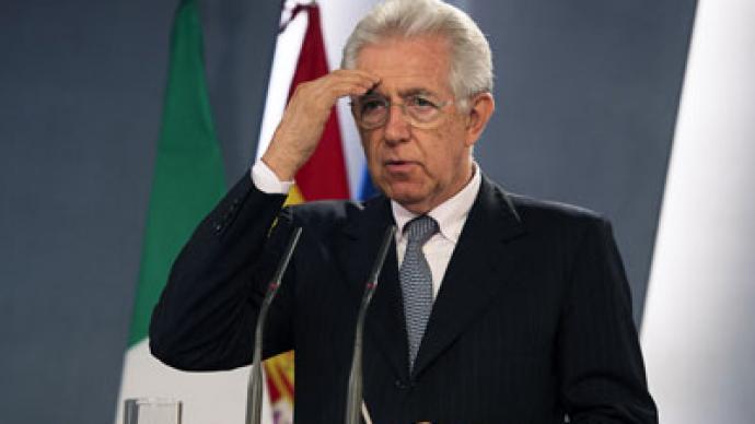 Eurozone's crisis threatens the future of European Union – Italian PM