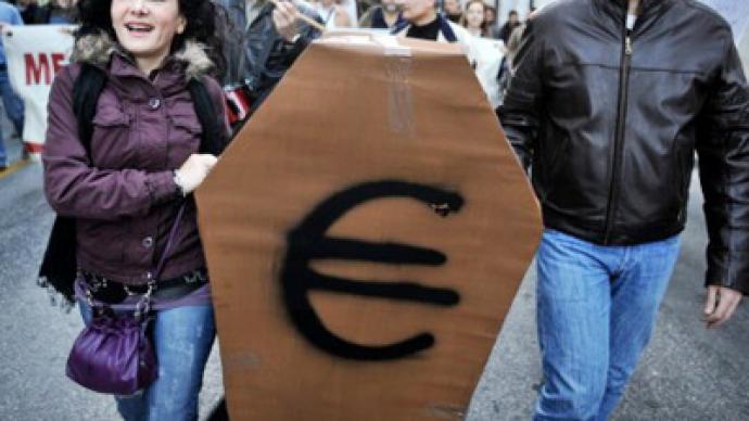 EU debt bomb – coming soon to an economy near you