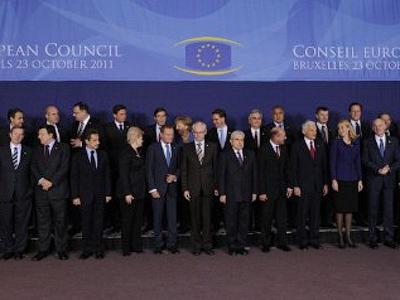 EU's Greek gamble: 50% bank debt write-off