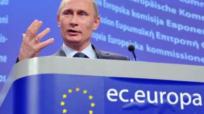 Gazprom's exports to Europe come at a higher price in 2012