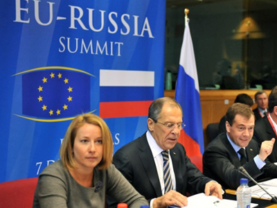 Russia and the EU come to agreement on WTO accession