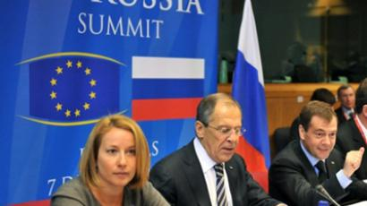 """2011 is target date for Russia's WTO entry"" – European Commission president"
