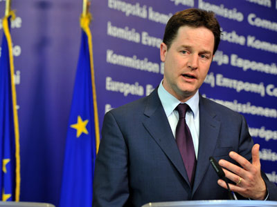 Vagueness of EU future could hit UK economy – Deputy PM