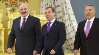 Belarus urges Russia to gas price discount