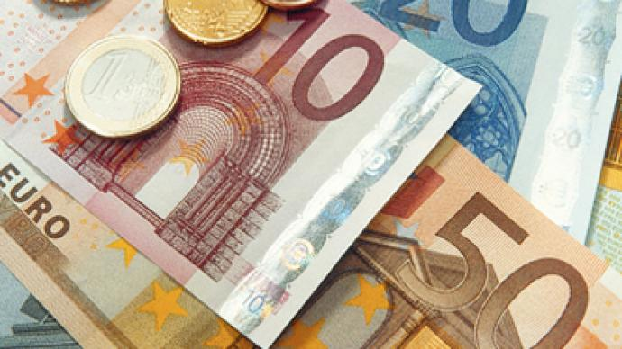 Euro volatility, inflation and Russia