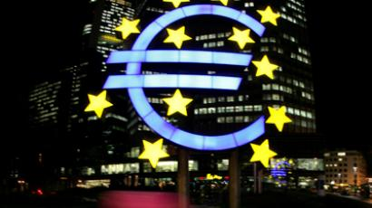 Eurozone finances: Pouring oil on water