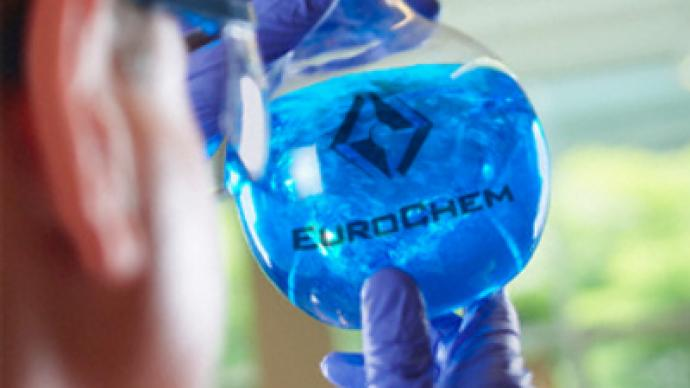 EuroChem posts 1H 2009 Net Profit of 5.7 billion Roubles