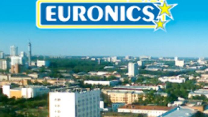Euronics moves into Russian retail electronics market
