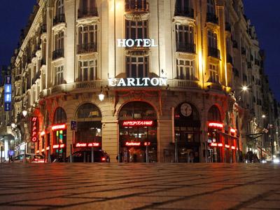 European cold snap freezes hotel prices