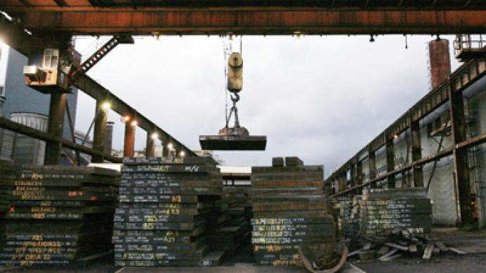 Strong steel demand sees Evraz post $263 million 1H 2011 net profit