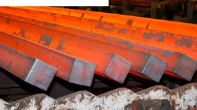 Evraz posts FY 2008 Net Profit of $1.86 billion