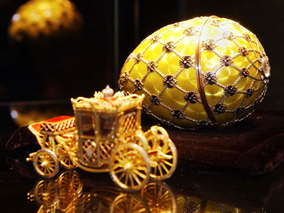 Gemstone mining buys Faberge business