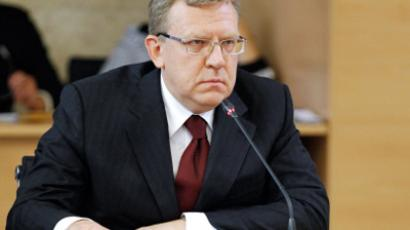 New Boss at Russian Finance Ministry plows the same path