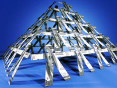 Financial pyramids make comeback in Russia