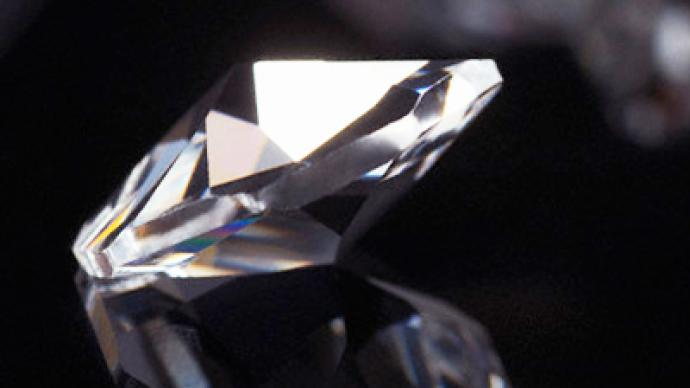 Alrosa flags IPO and diamond quality 1H 2011 financials
