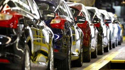 New car deals underline Russian manufacturing