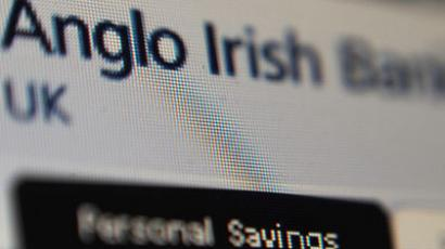 'Get them to write a big check:' Irish banker pulls bailout figure from 'arse' in leaked tapes