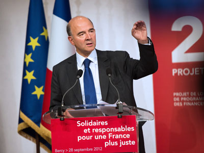 France could back down on business tax hike