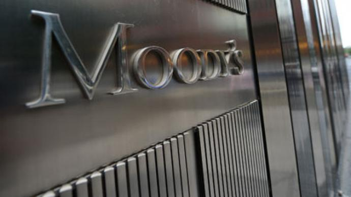 Moody's downgrades France, sets negative outlook