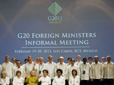 Hard money talks for G20 finance ministers