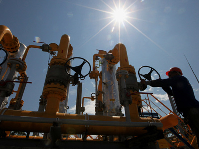 EU against Russian gas conglomerate