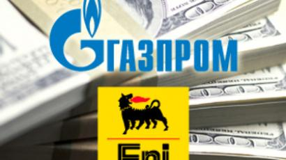 ENI Gazprom deal 'good business' not squeeze