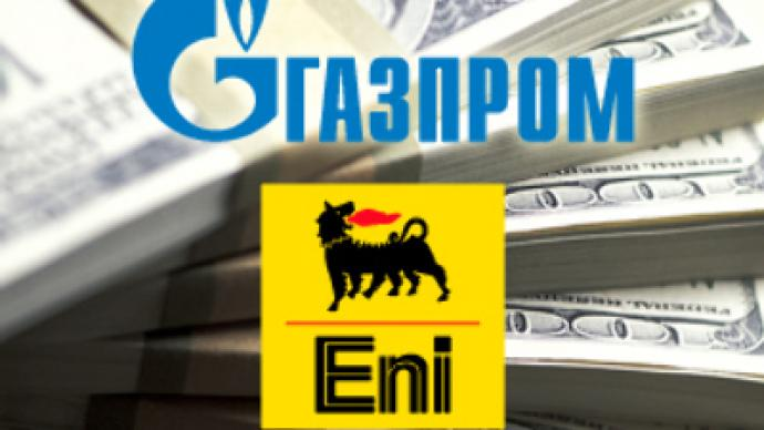 Gazprom buys 20% stake in Gazprom Neft from ENI for $4.2 billion
