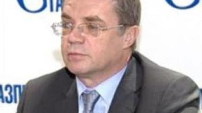 Gazprom celebrates record export revenues