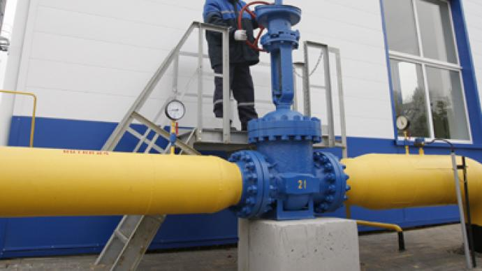 Russia's Gazprom and Sintez rush for Greek gas company