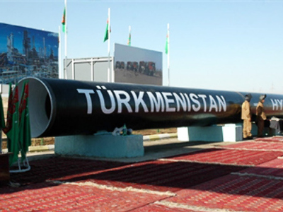 Gazprom looking for ways to keep Turkmen gas cheap
