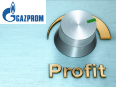 Gazprom muscles up with $10 Billion 1Q 2008 Net Profit