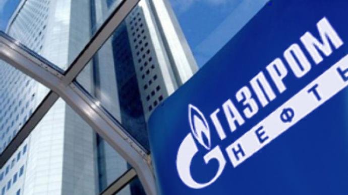 Gazprom Neft posts 3Q 2009 Net Income of $846 million