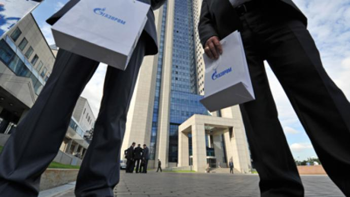 Hands off from Gazprom: Putin signs decree protecting gas giant from EU probe