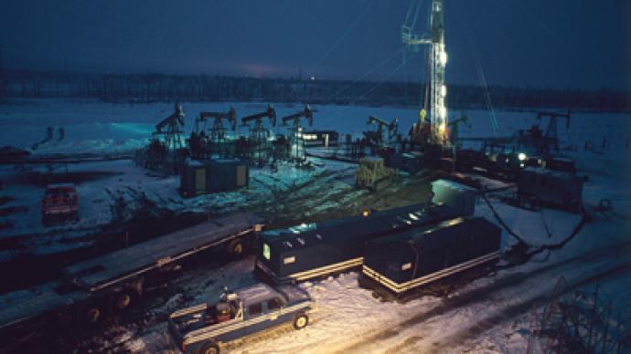 Gazprom joins shale oil race